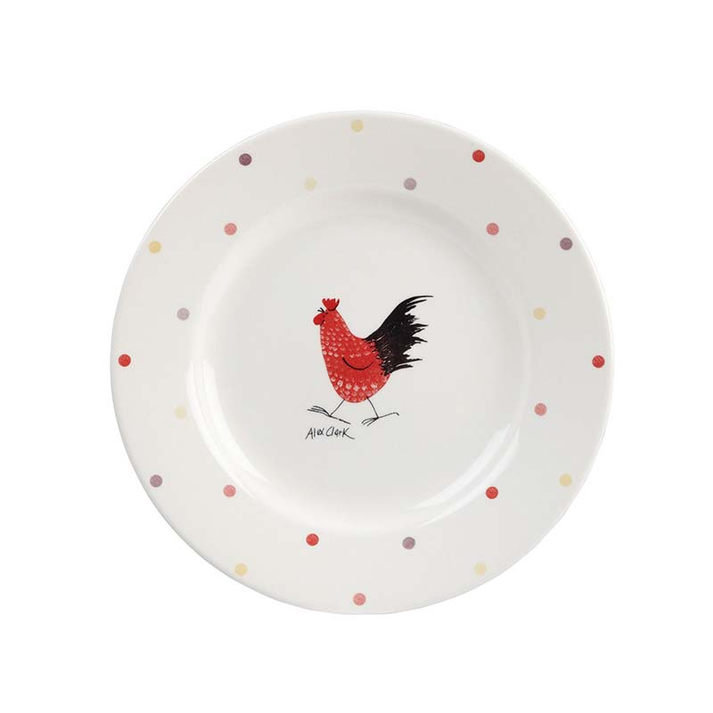 AC Rooster Salad Plate