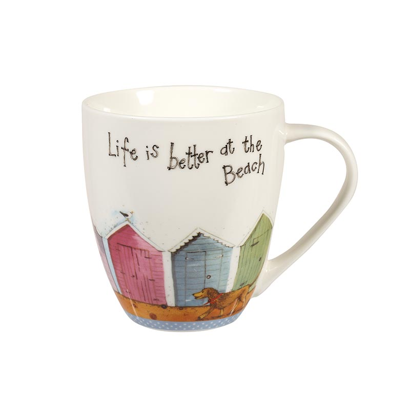 Life Is Better Crush Mug