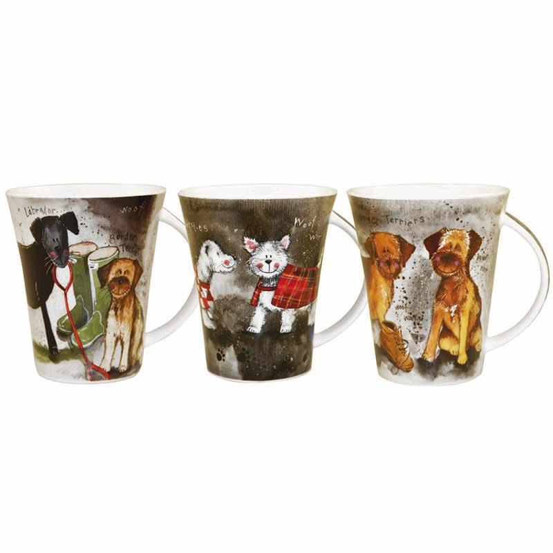9cc4492e9cb Alex Clark / Loose Mugs / Top Dog Bone China Cherry Mug