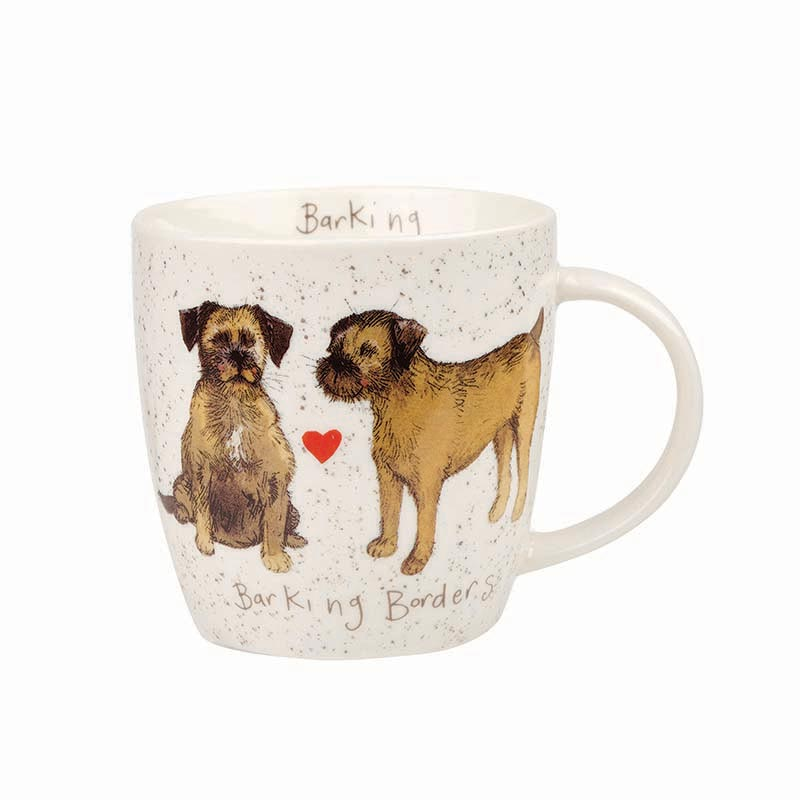 Barking Borders Mug