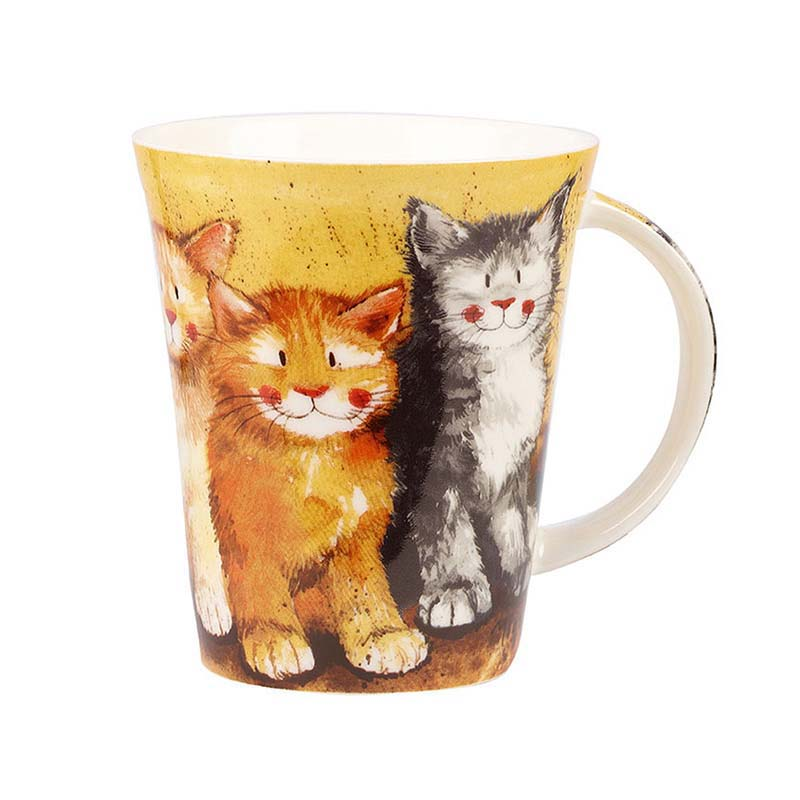 Rodger, Dodger and Tinker Flirt Mug
