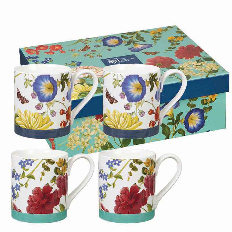 Butterflies and Bloom - Mug Gift Set
