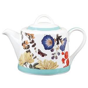 Butterflies and Bloom - Teapot