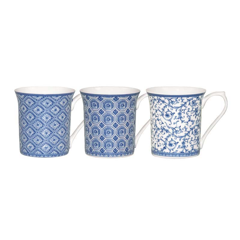 Blue Story 2 Bone China Assortment