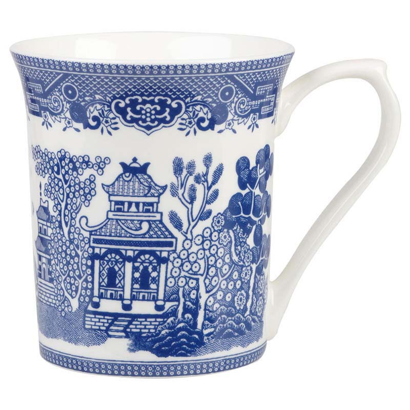 Blue Story Blue Willow Mug