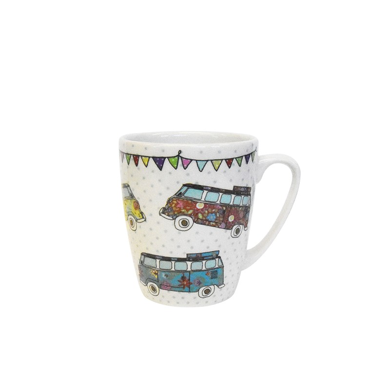 The Caravan Trail Campers Oak Mug