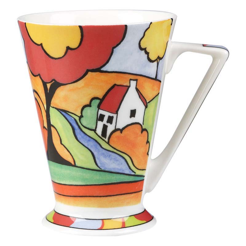 Classic Queens River Cottage Willow Mug