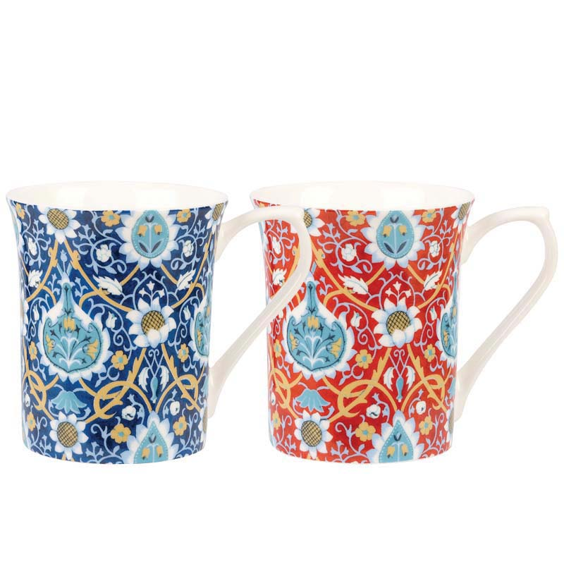 Sian Royale Assorted Mugs