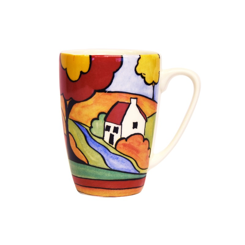Classic Queens River Cottage Rowan Mug