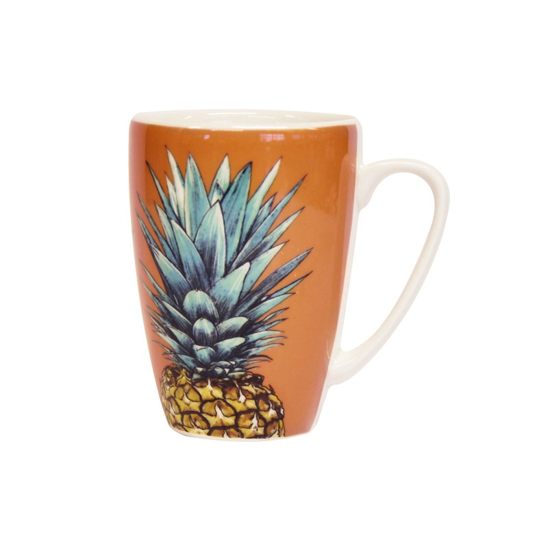 Couture Fruits Pineapples Rowan Mug