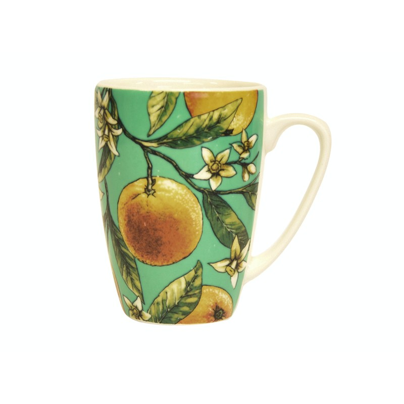 Couture Fruits Oranges Rowan Mug