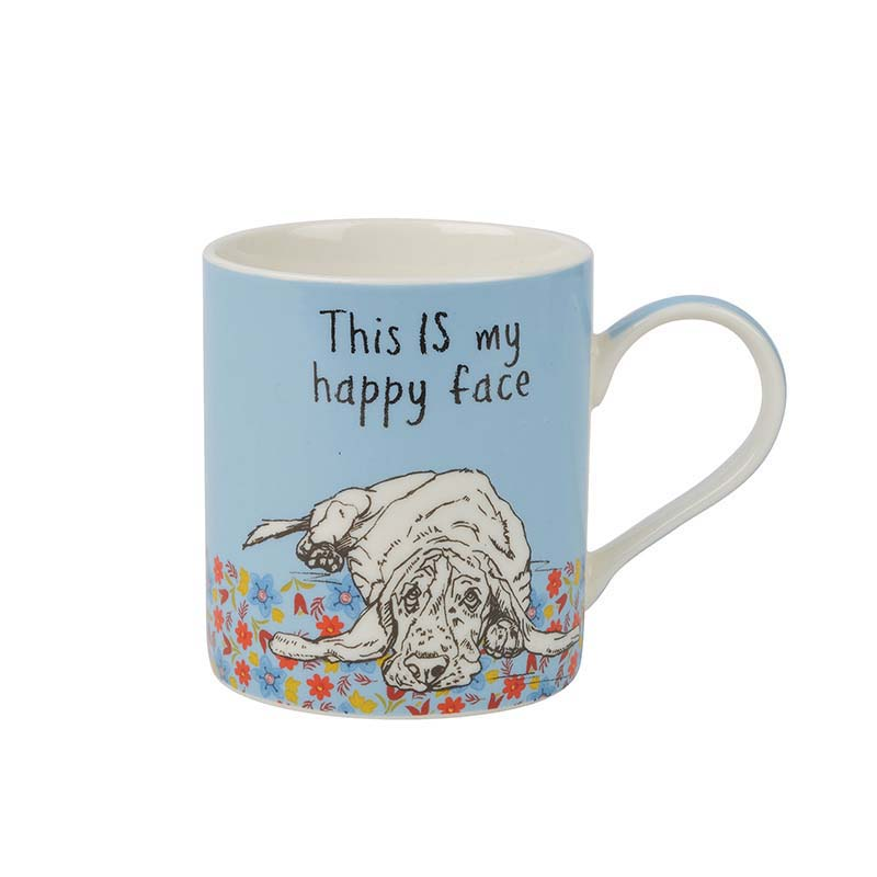 HAPPY BIRCH MUG