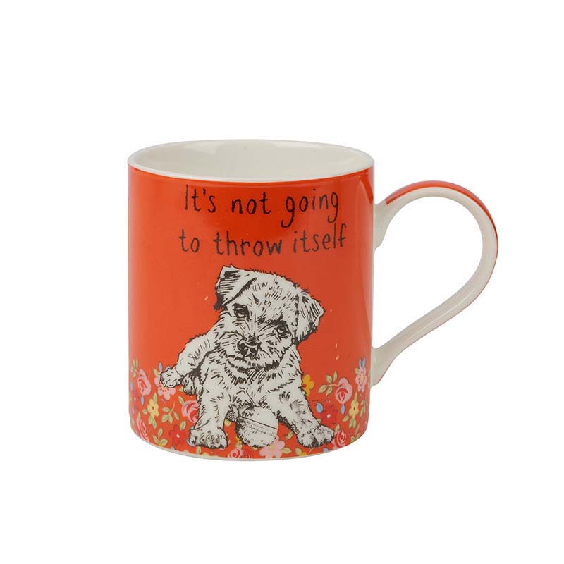 Couture Companions Throw Birch Mug