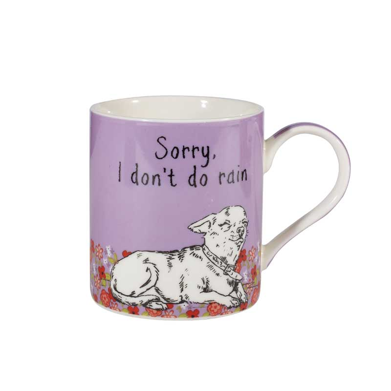 Sorry Birch Mug
