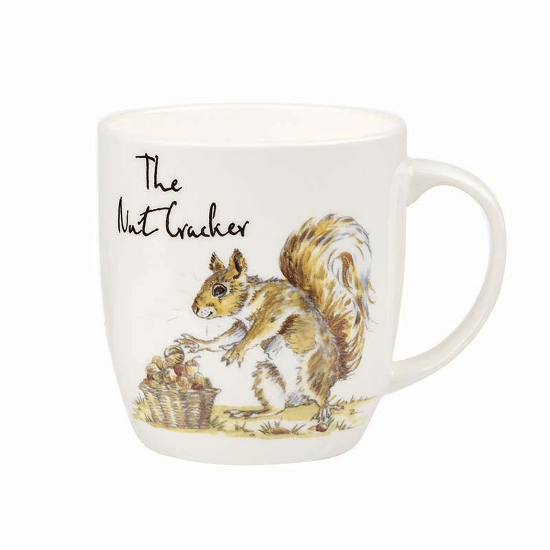 The Nutcracker Bone China Mug