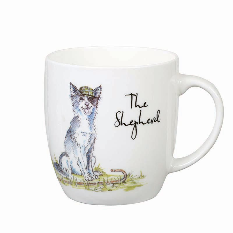 The Shepherd Bone China Mug