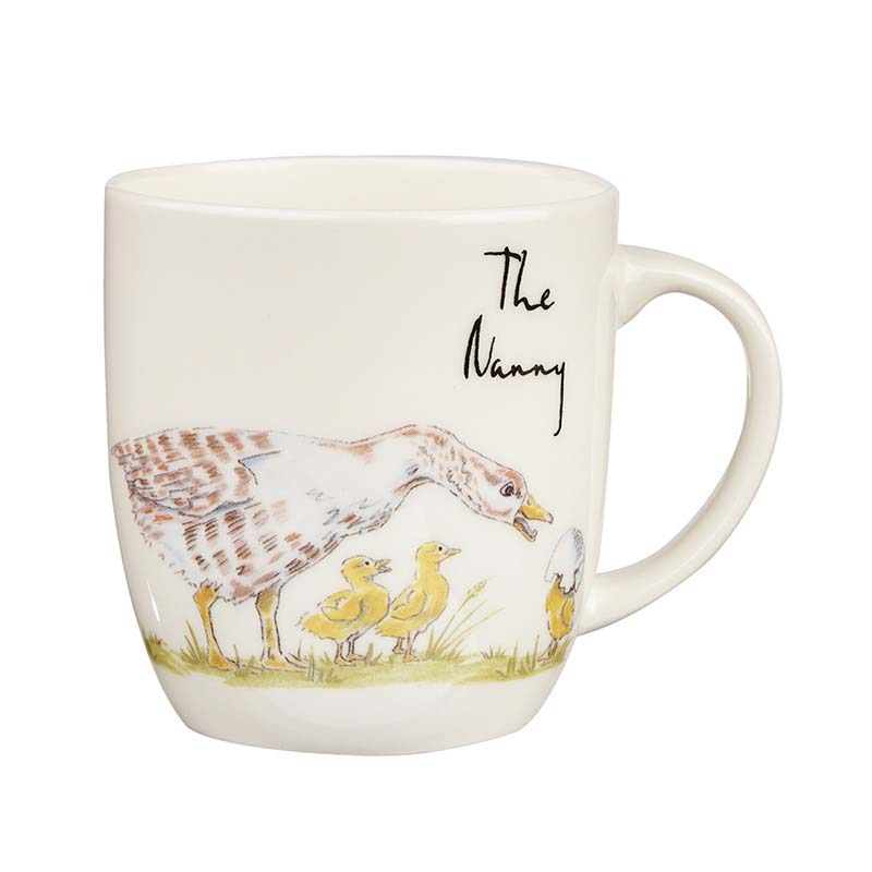Country Pursuits The Nanny Olive Mug