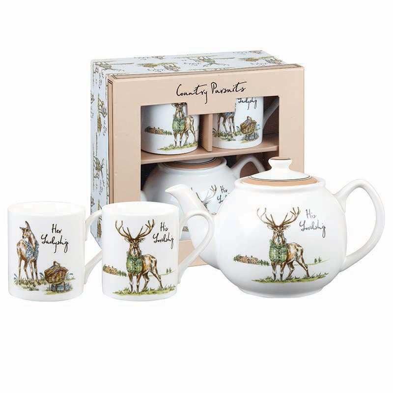 CP Tea for Two Giftset