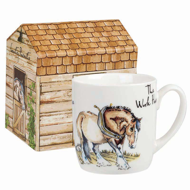 CP The Workhorse Snooze Mug Giftbox