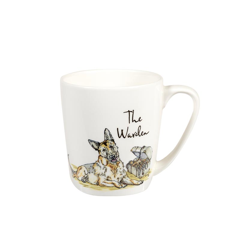 Country Pursuits The Warden Acorn Mug