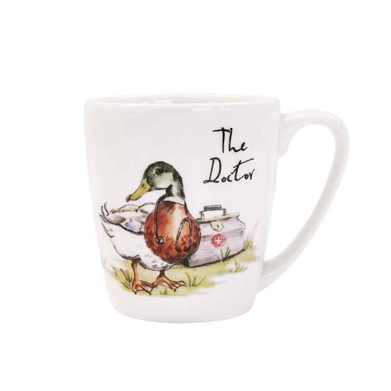 Country Pursuits The Doctor Acorn Mug