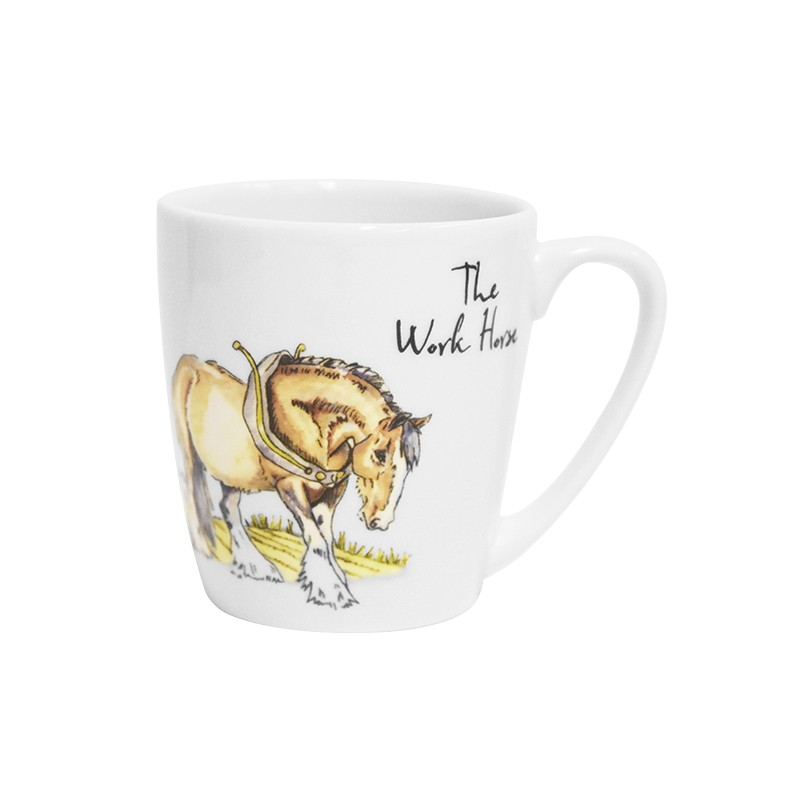 Country Pursuits The Workhorse Acorn Mug