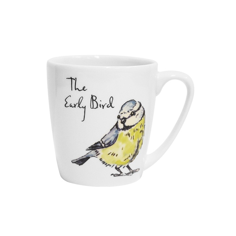 Country Pursuits The Early Bird Acorn Mug