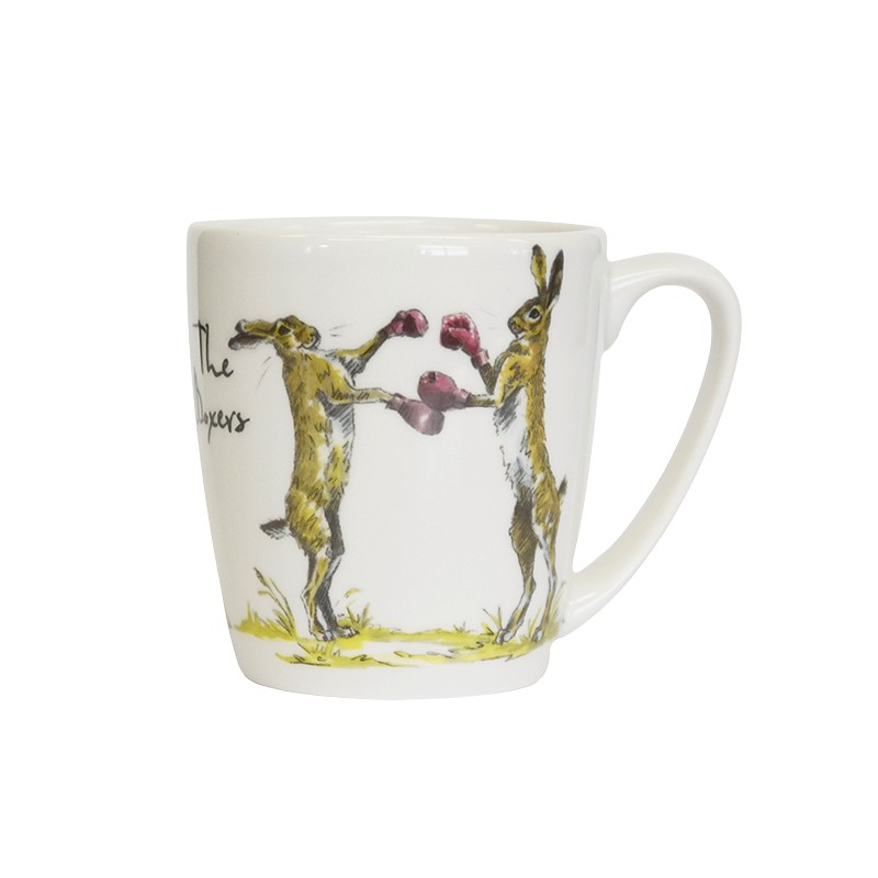 Country Pursuits The Boxers Acorn Mug