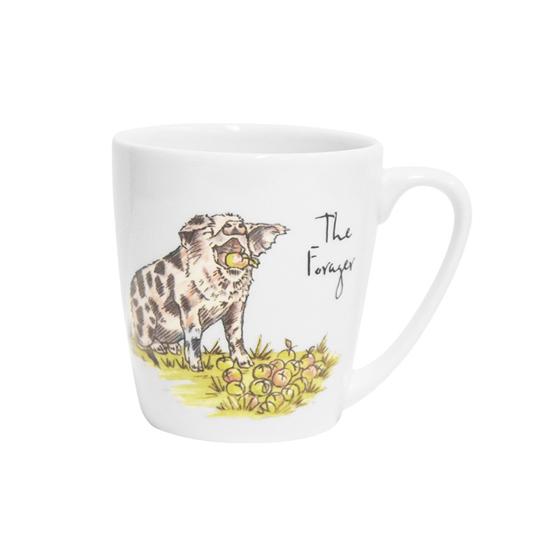 Country Pursuits The Forager Acorn Mug
