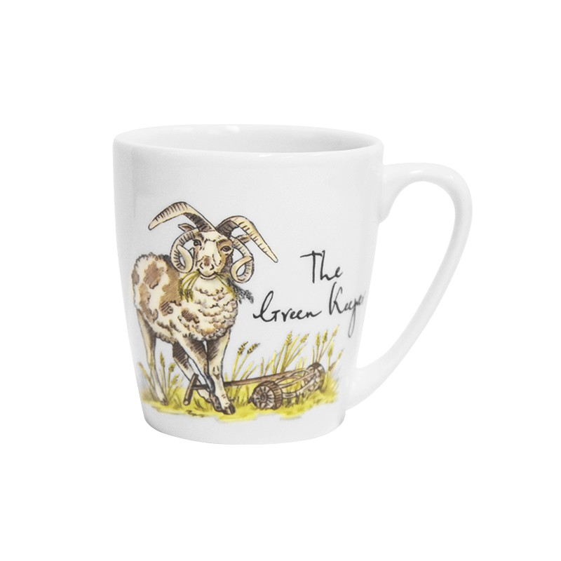 Country Pursuits The Green Keeper Acorn Mug