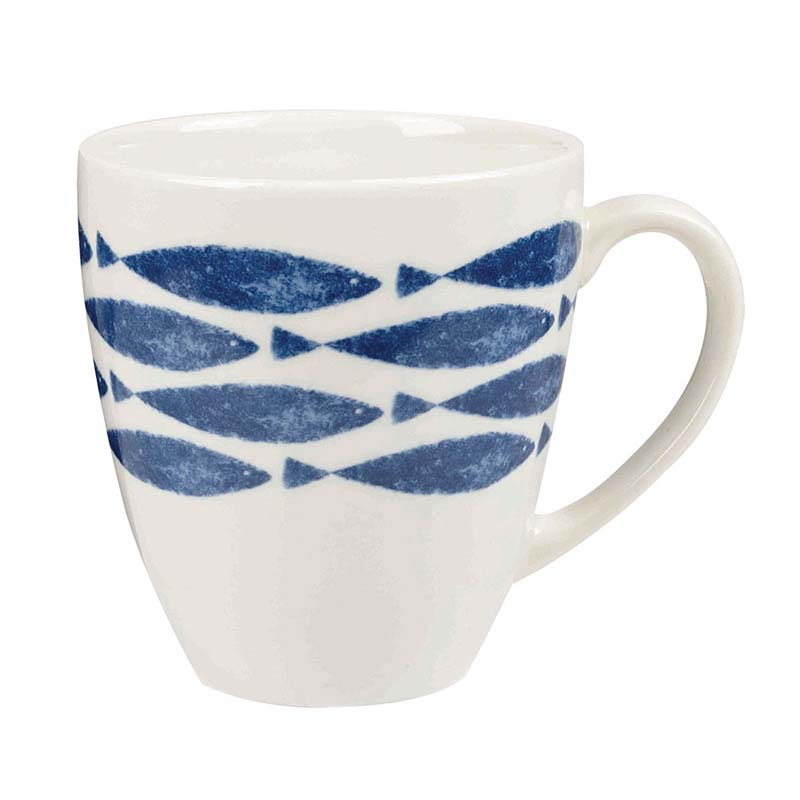 Fishie Downstream Crush Mug