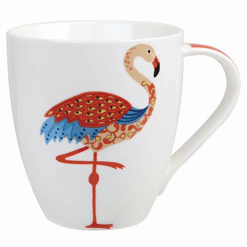Flamingo Crush Mug