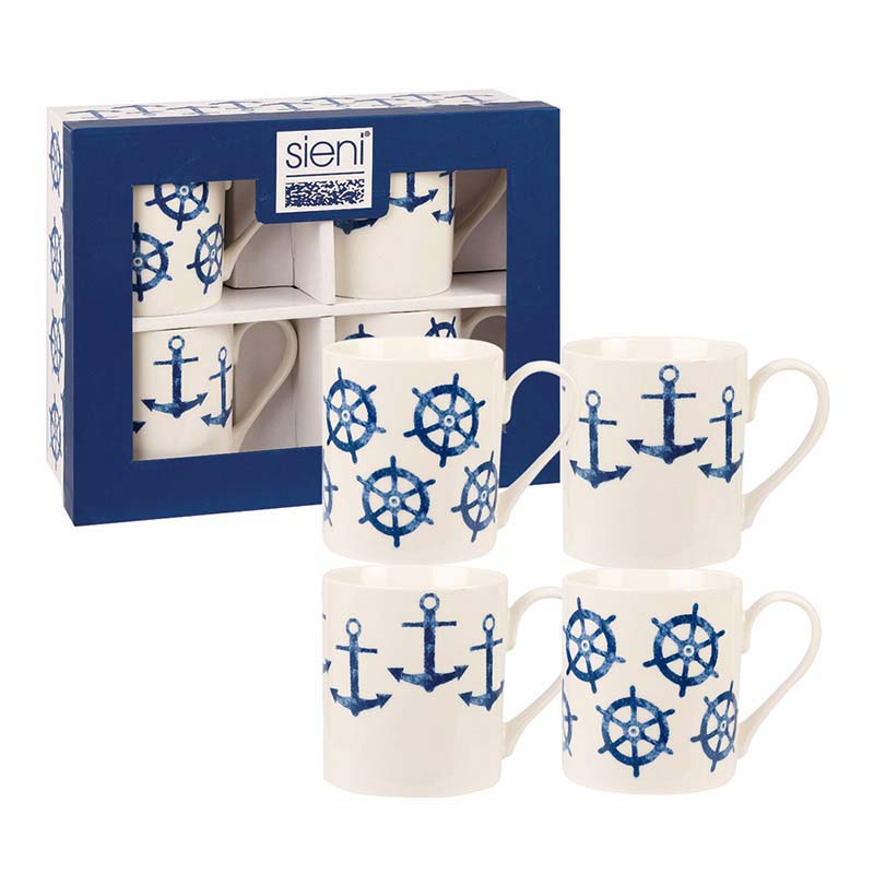 Nautical Larch Set