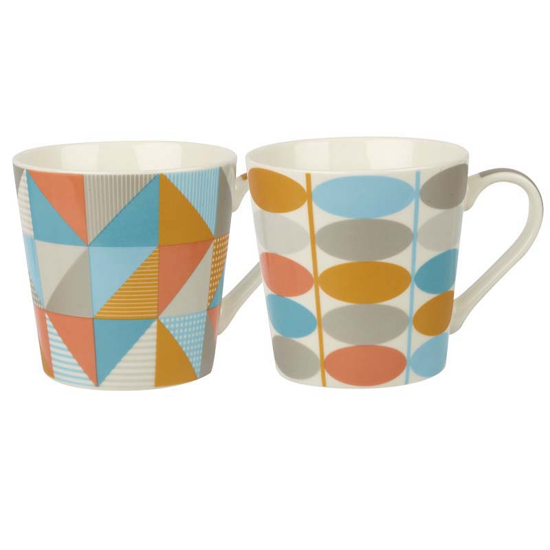 Bullion Assorted Mugs