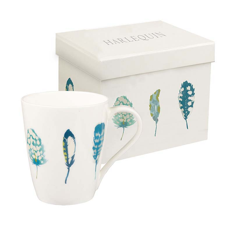 Limosa Lagoon Bone China Mug