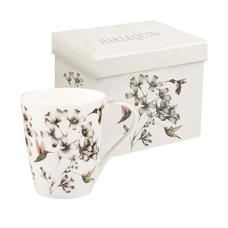 Amazilia Opal Bone China Mug