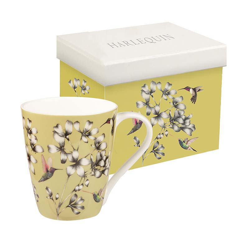 Amazilia Gooseberry Bone China Mug
