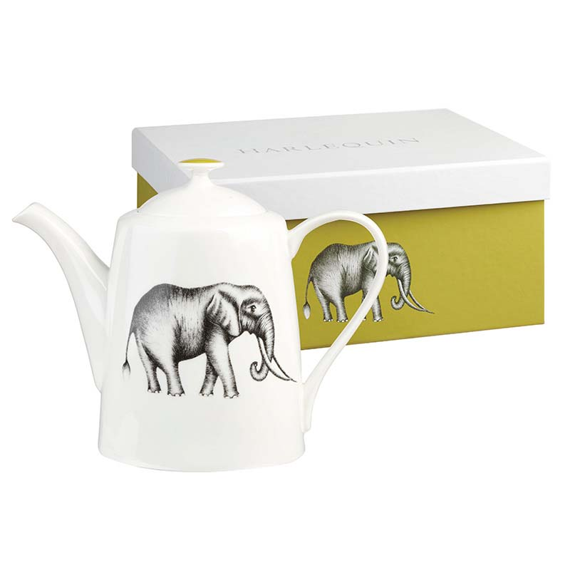 Savanna Bone China Teapot