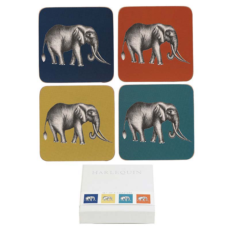 Savanna Coasters Set of 4