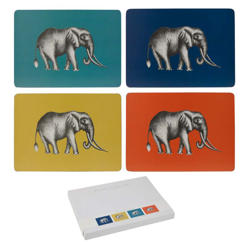 Savanna Set of 4 Rectangle Placements