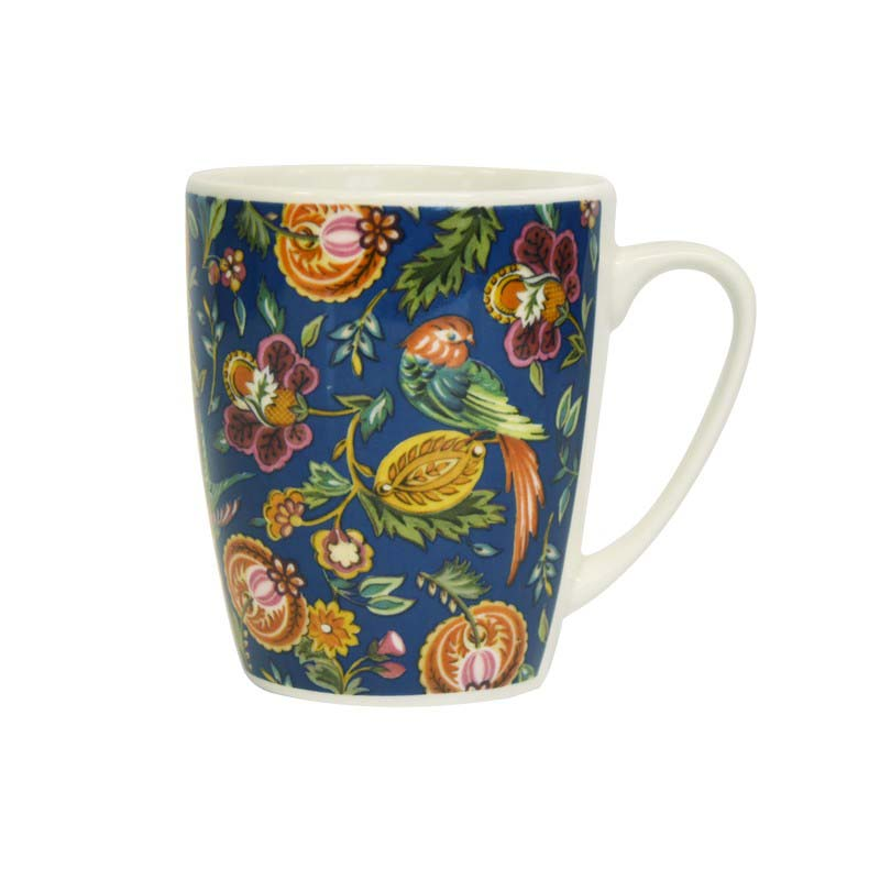 Hidden World India Kerala Oak Mug