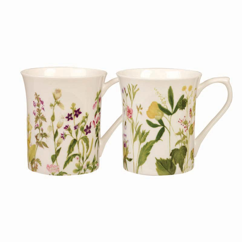 Himalayan Flowers Royale Mugs