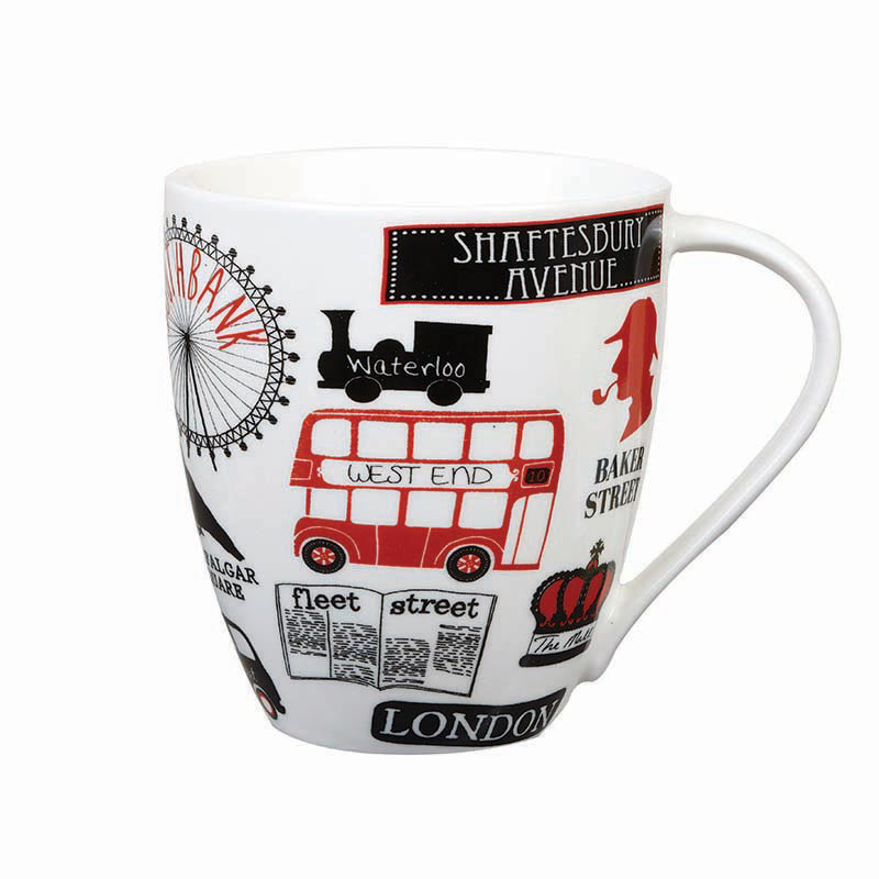 London Life - Crush Mug