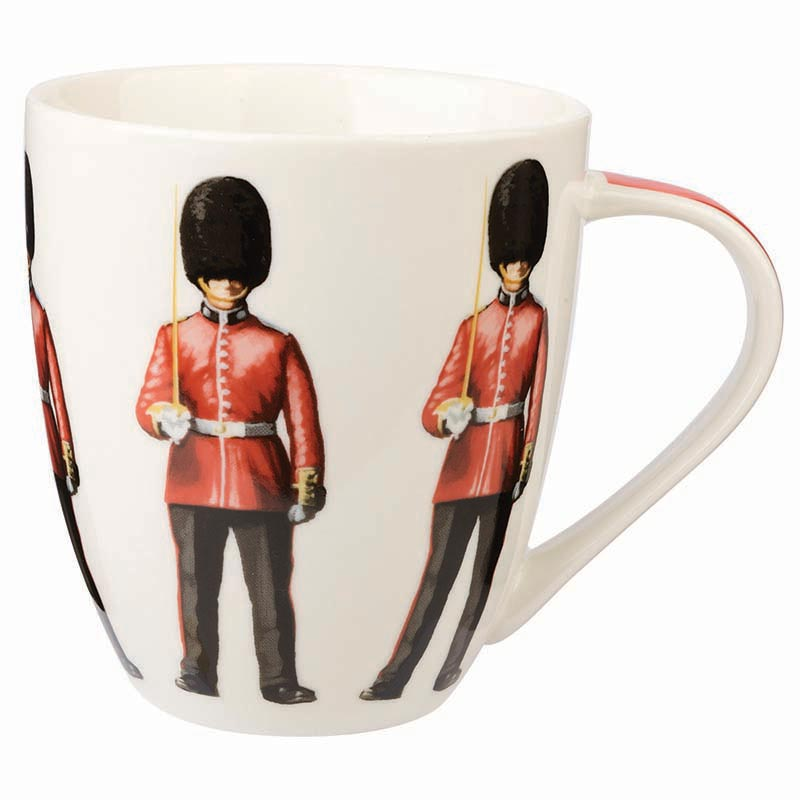 Foot Guard Crush Mug