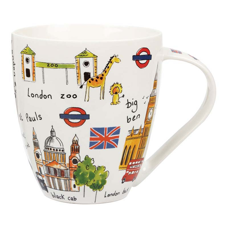 Sights of London Crush Mug