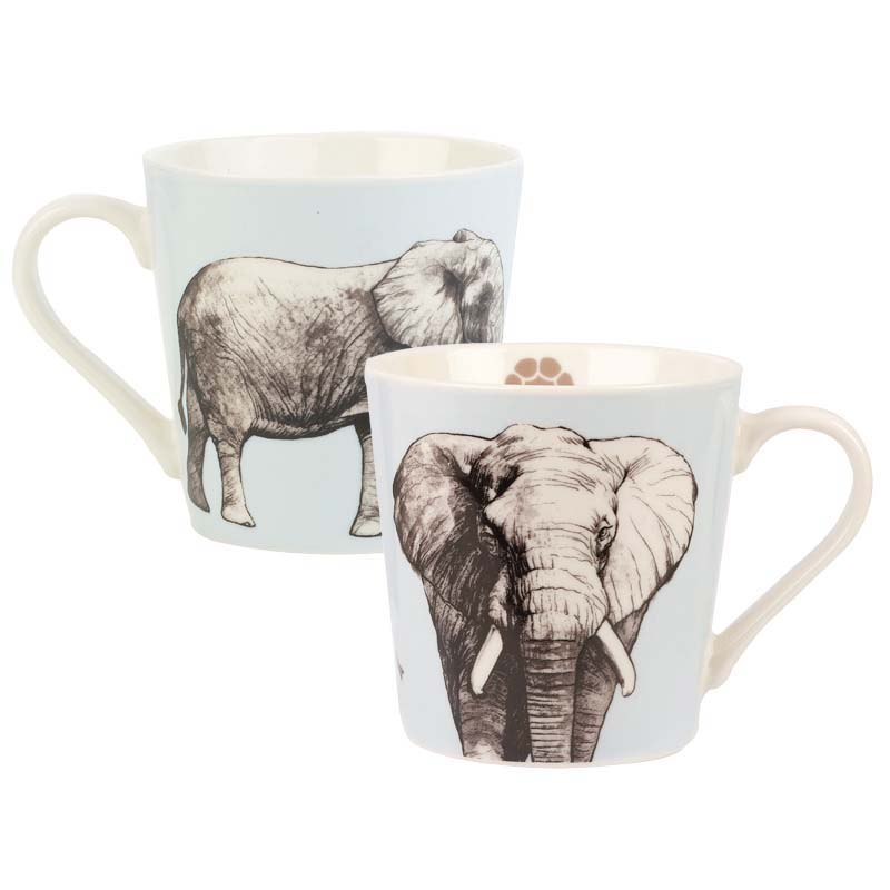 The Kingdom Elephant Bumble Mug