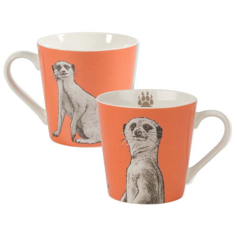 The Kingdom Meerkat Bumble Mug