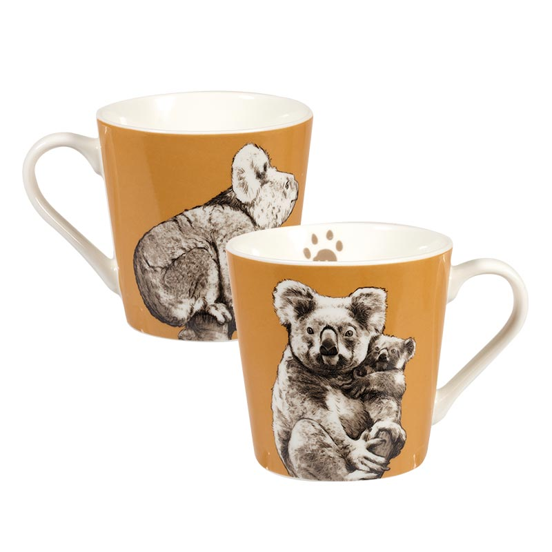 The Kingdom Koala Bumble Mug