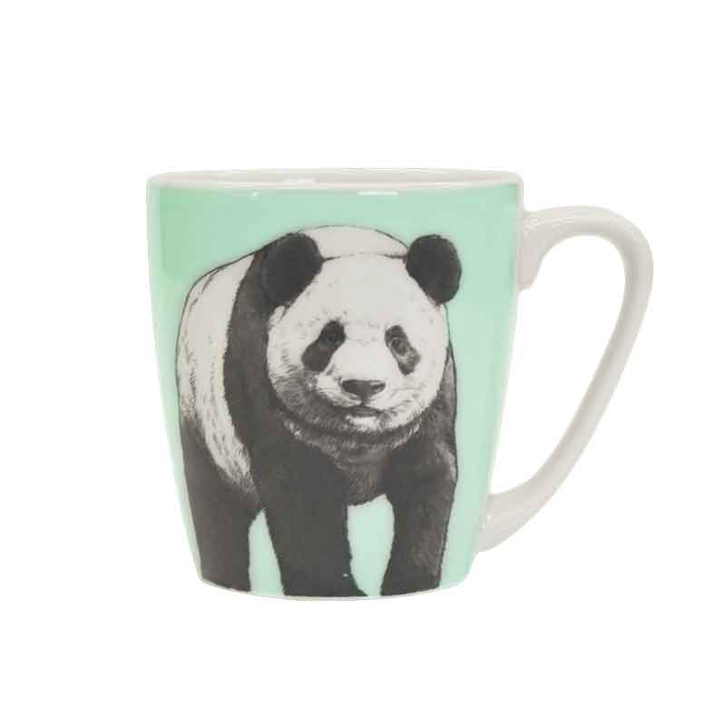 The Kingdom Panda Acorn Mug