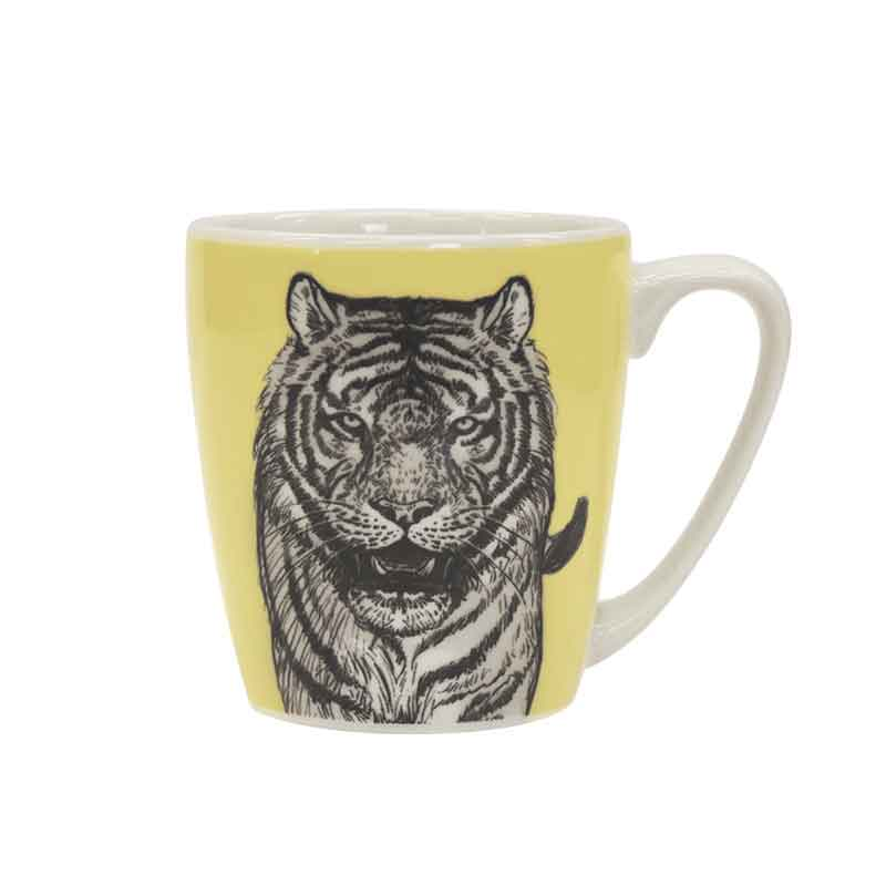 The Kingdom Tiger Acorn Mug